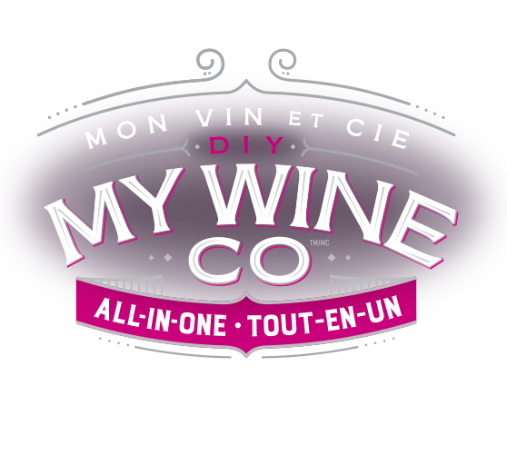 Logo DIY My Wine Co - Wine making kit